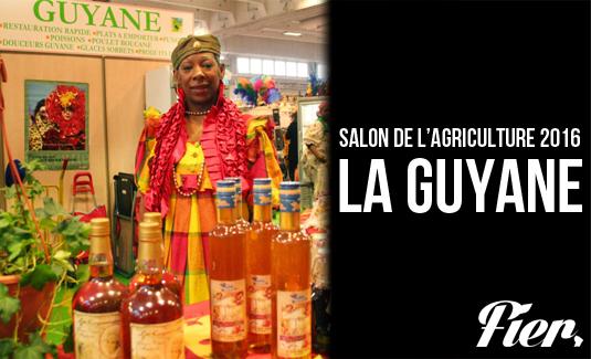 La guyane au salon international de l agriculture 2016 - Salon de l agriculture place gratuite ...